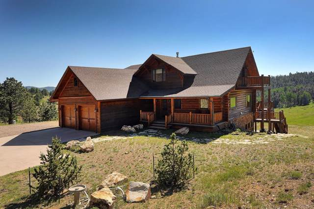 228 Eagle Nest Road, Westcliffe, CO 81252 (#2794887) :: The Galo Garrido Group