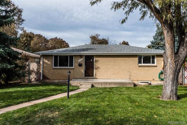2665 S Josephine Street, Denver, CO 80210 (#2795033) :: Wisdom Real Estate