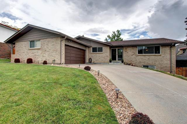 14379 W 1st Place, Golden, CO 80401 (MLS #2795678) :: 8z Real Estate
