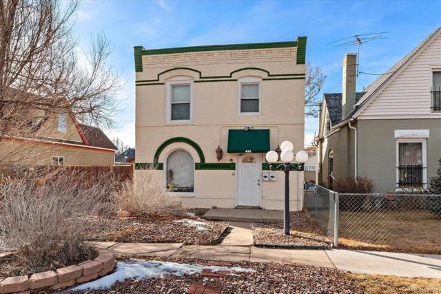433 S Logan Street, Denver, CO 80209 (#2795948) :: The Heyl Group at Keller Williams