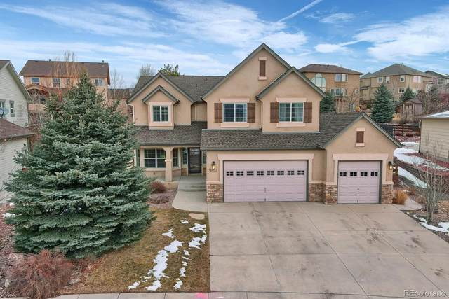 15823 Agate Creek Drive, Monument, CO 80132 (MLS #2796057) :: 8z Real Estate