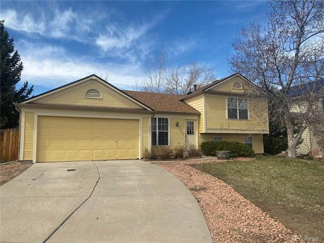 5745 S Quatar Court, Centennial, CO 80015 (MLS #2796295) :: 8z Real Estate