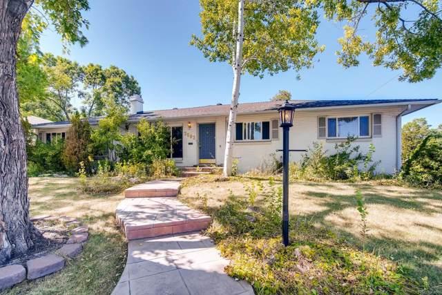 3503 S Hudson Street, Denver, CO 80237 (MLS #2796844) :: 8z Real Estate