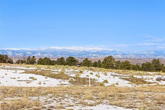 8615 Witez Court, Parker, CO 80134 (#2796927) :: Finch & Gable Real Estate Co.