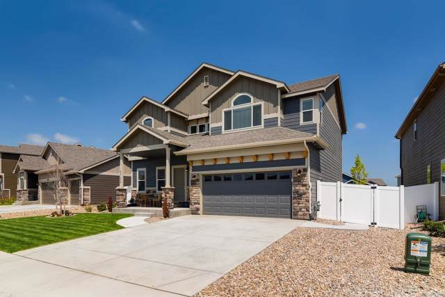 5755 Clarence Drive, Windsor, CO 80550 (#2797672) :: The DeGrood Team
