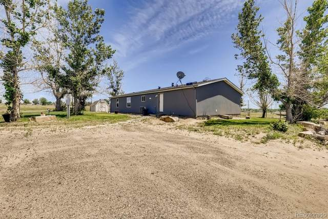 14753 County Road 18, Fort Lupton, CO 80621 (MLS #2797943) :: 8z Real Estate