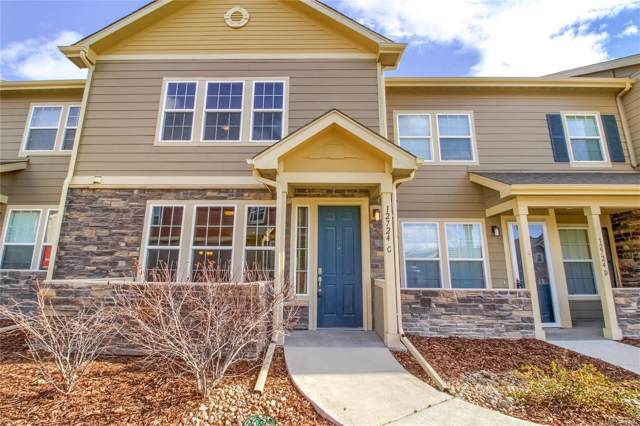 12724 Leyden Street C, Thornton, CO 80602 (#2797968) :: The Heyl Group at Keller Williams