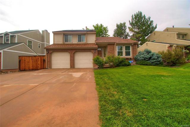 4782 S Evanston Way, Aurora, CO 80015 (#2798338) :: The Peak Properties Group
