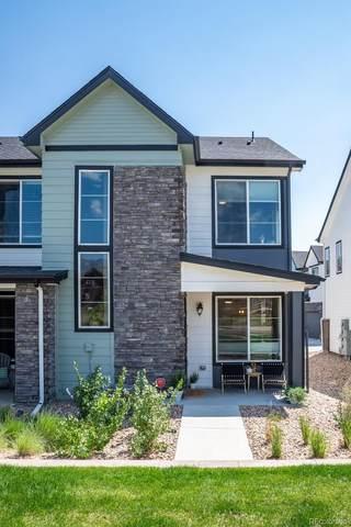 9331 Garnett Way A, Arvada, CO 80007 (#2798560) :: Real Estate Professionals