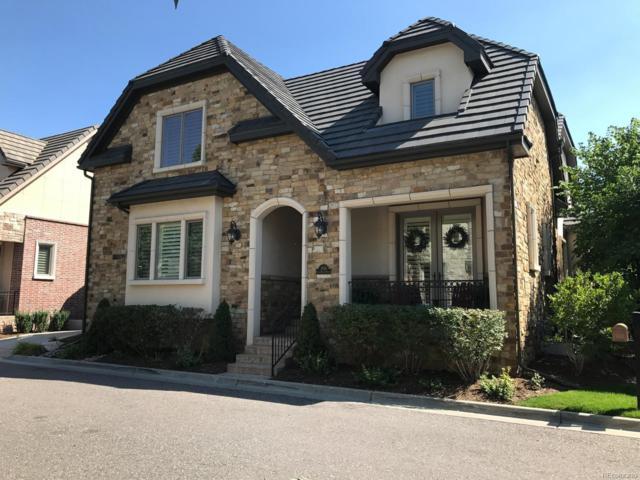 8758 E Wesley Drive, Denver, CO 80231 (#2798642) :: The Peak Properties Group