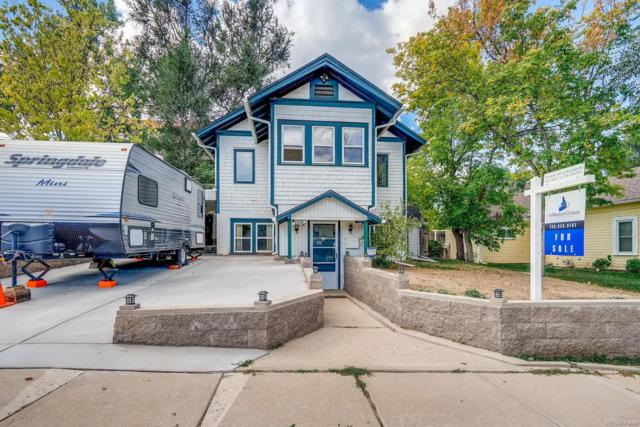 2259 Depew Street, Edgewater, CO 80214 (MLS #2798803) :: 8z Real Estate
