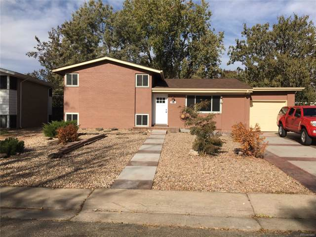3141 Troy Street, Aurora, CO 80011 (MLS #2798918) :: Kittle Real Estate