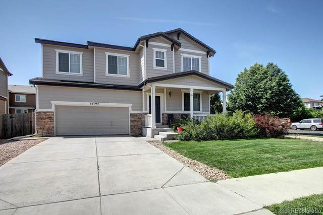 16194 E 99th Avenue, Commerce City, CO 80022 (MLS #2799136) :: Clare Day with Keller Williams Advantage Realty LLC