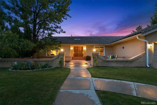 5595 S Emporia Circle, Greenwood Village, CO 80111 (MLS #2799773) :: 8z Real Estate