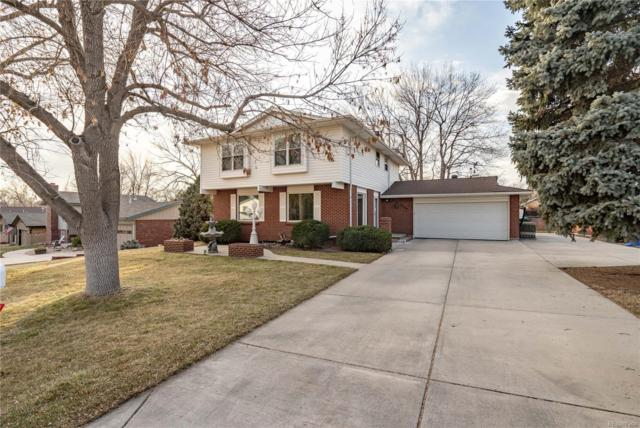 6339 S Harlan Way, Littleton, CO 80123 (#2800203) :: Sellstate Realty Pros