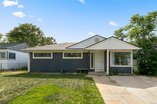 2265 Hanover Street, Aurora, CO 80010 (MLS #2800326) :: 8z Real Estate