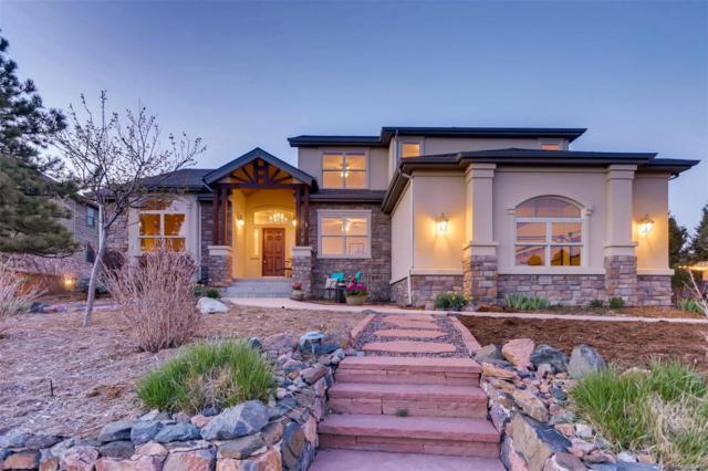 5298 Pinyon Jay Road, Parker, CO 80134 (MLS #2800536) :: Bliss Realty Group