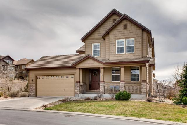 10455 Meadowleaf Way, Highlands Ranch, CO 80126 (#2801180) :: The Heyl Group at Keller Williams