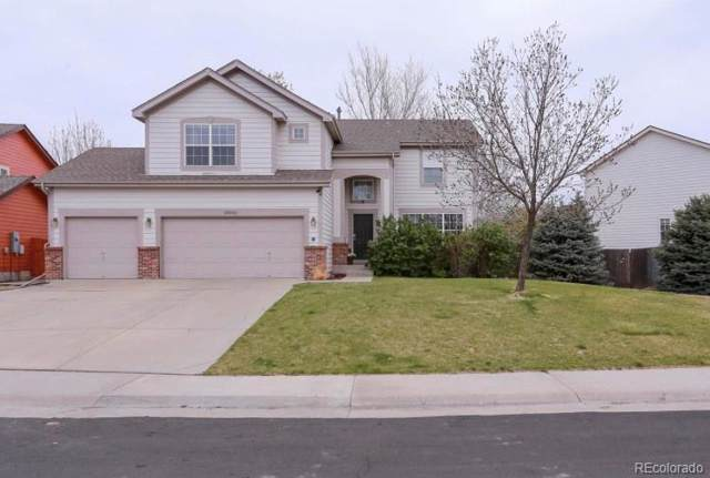 19051 E Hollow Creek Drive, Parker, CO 80134 (#2801254) :: The Griffith Home Team