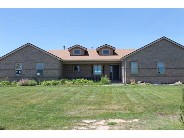 2001 S County Road 185, Byers, CO 80103 (MLS #2802125) :: 8z Real Estate