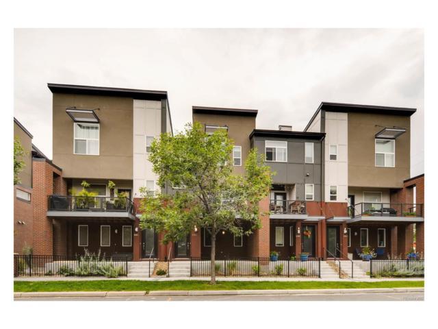 5690 W 38th Avenue B, Wheat Ridge, CO 80212 (MLS #2802400) :: 8z Real Estate