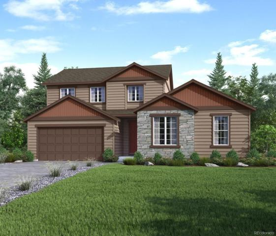 11850 Dodworth Street, Parker, CO 80134 (#2802433) :: The DeGrood Team