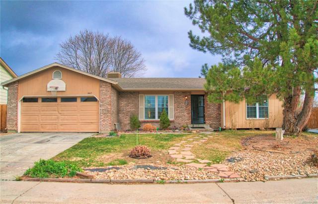 4447 E 93rd Avenue, Thornton, CO 80229 (#2802685) :: The Pete Cook Home Group