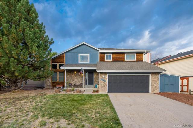 12103 W Capri Avenue, Littleton, CO 80127 (#2802764) :: The DeGrood Team