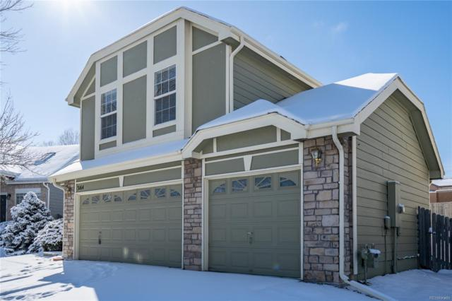 3164 E 105th Place, Northglenn, CO 80233 (#2802937) :: The Griffith Home Team
