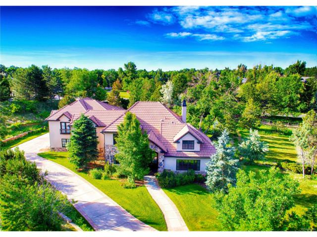 9642 E Orchard Drive, Greenwood Village, CO 80111 (MLS #2803245) :: 8z Real Estate