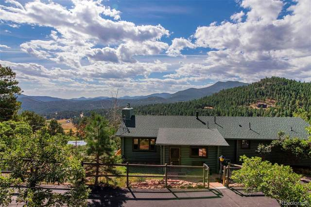 6397 High Drive, Morrison, CO 80465 (MLS #2803506) :: Clare Day with Keller Williams Advantage Realty LLC