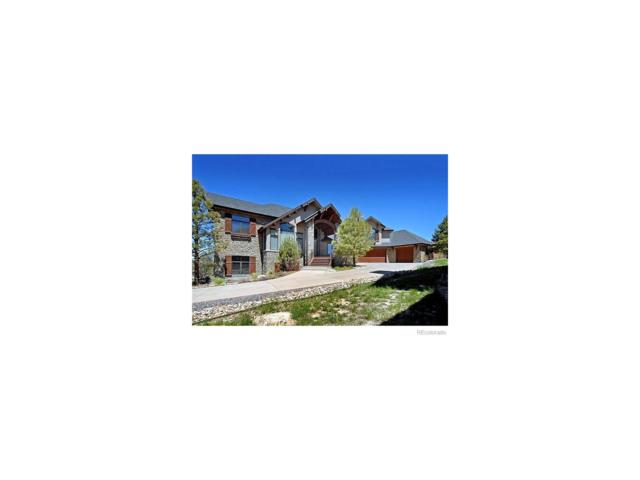 9281 Wild Elk Place, Parker, CO 80134 (#2803553) :: RE/MAX Professionals