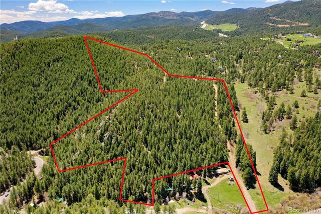 TBD-2 N Turkey Creek Road, Morrison, CO 80465 (MLS #2804124) :: Clare Day with LIV Sotheby's International Realty