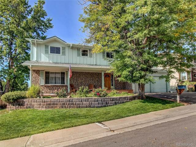 2369 S Holland Court, Lakewood, CO 80227 (MLS #2804433) :: 8z Real Estate