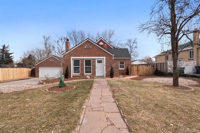 1058 Jasmine Street, Denver, CO 80220 (#2805024) :: Berkshire Hathaway HomeServices Innovative Real Estate