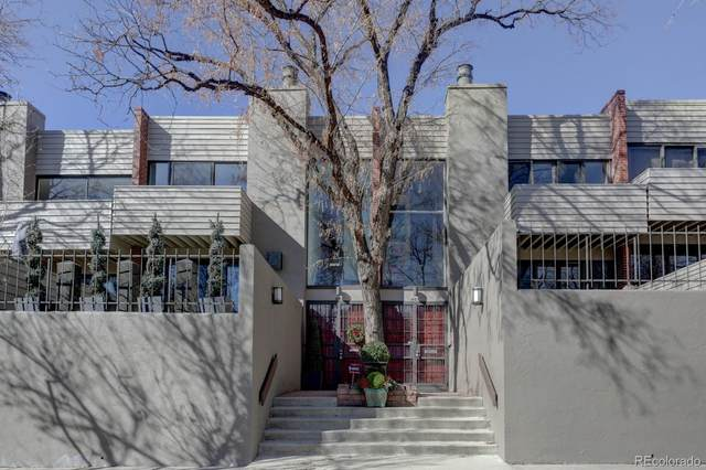 483 N Columbine Street, Denver, CO 80206 (#2805284) :: My Home Team