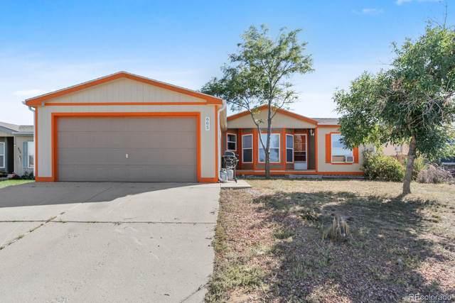 665 Prairie Avenue, Lochbuie, CO 80603 (#2805655) :: iHomes Colorado