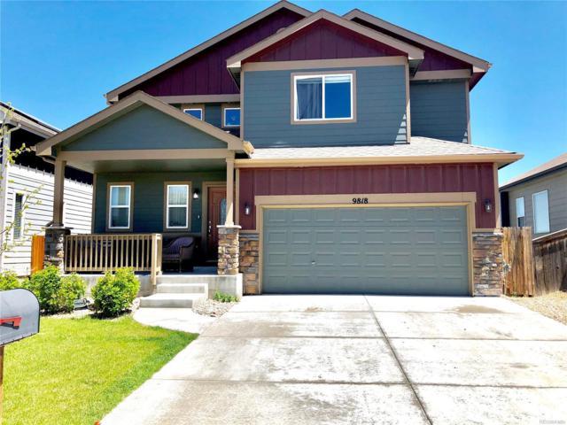 9818 Eagle Creek Circle, Commerce City, CO 80022 (#2805804) :: James Crocker Team