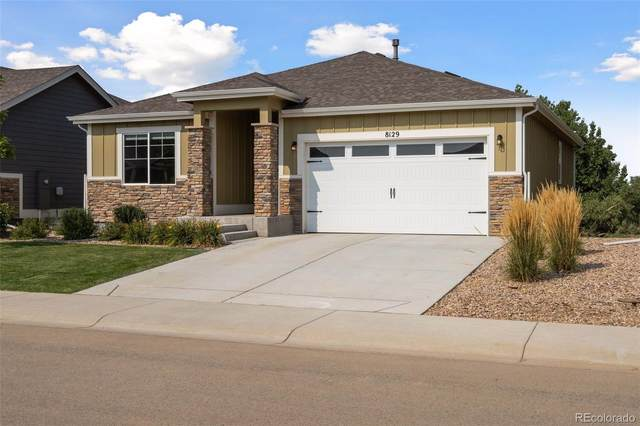 8129 River Run Drive, Greeley, CO 80634 (#2805975) :: The DeGrood Team