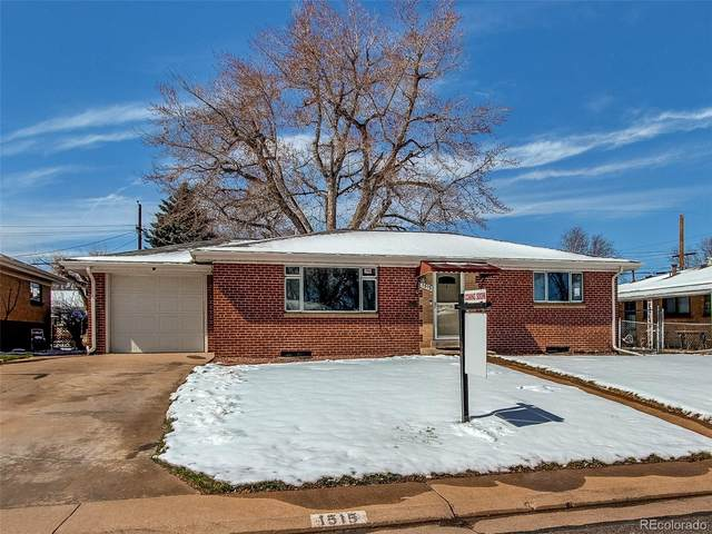 1515 S Chase Court, Lakewood, CO 80232 (MLS #2806076) :: 8z Real Estate