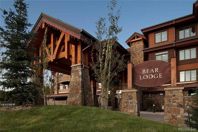 1750 Medicine Springs Drive #6103, Steamboat Springs, CO 80487 (MLS #2806101) :: Bliss Realty Group