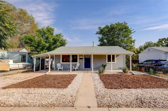 3245 W Walsh Place, Denver, CO 80219 (MLS #2806164) :: 8z Real Estate