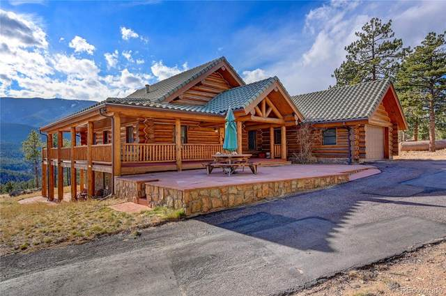 58413 Us Highway 285, Bailey, CO 80421 (#2806214) :: The DeGrood Team