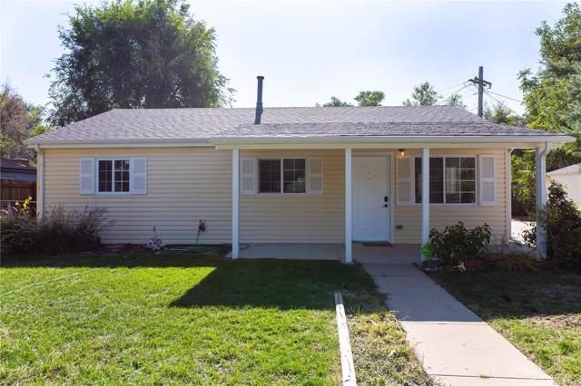 13690 Hoffman Boulevard, Aurora, CO 80011 (MLS #2806279) :: 8z Real Estate