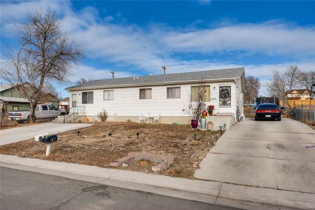 3215-3225 W Hawthorne Place, Denver, CO 80221 (MLS #2806820) :: 8z Real Estate