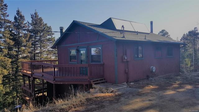 9960 City View Drive, Morrison, CO 80465 (#2806878) :: The Peak Properties Group