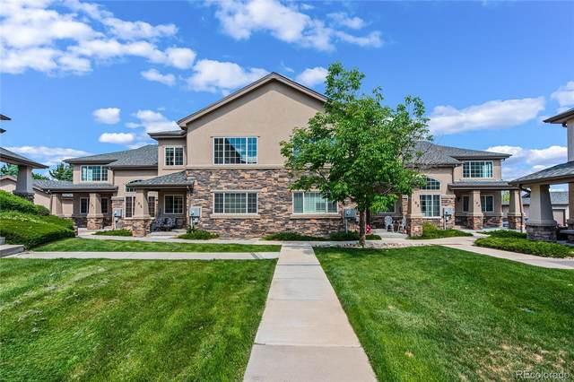 1365 S Chambers Road #102, Aurora, CO 80017 (#2806882) :: Peak Properties Group