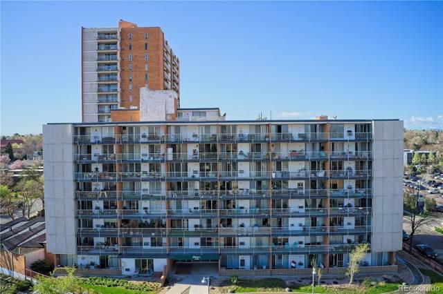 4800 Hale Parkway 403N, Denver, CO 80220 (#2807214) :: Finch & Gable Real Estate Co.