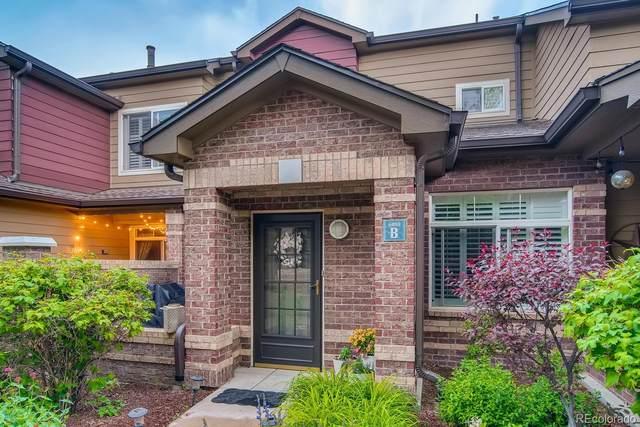 6480 Silver Mesa Drive B, Highlands Ranch, CO 80130 (MLS #2807777) :: 8z Real Estate