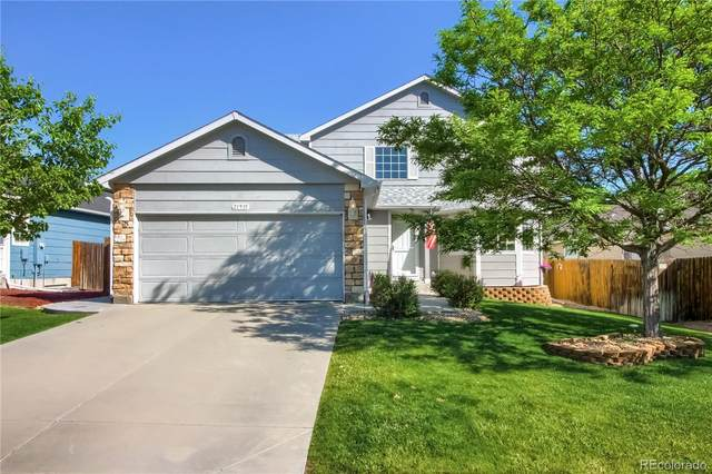 21935 E Lake Place, Aurora, CO 80015 (MLS #2807850) :: Keller Williams Realty